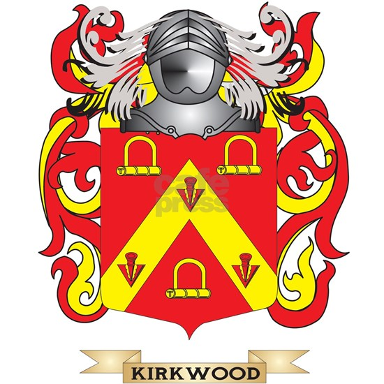 Kirkwood Coat of Arms (Family Crest)