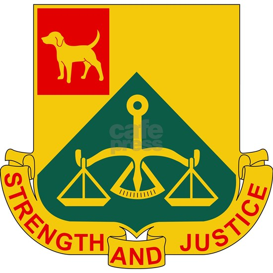175th Military Police Battalion - Strength And Jus