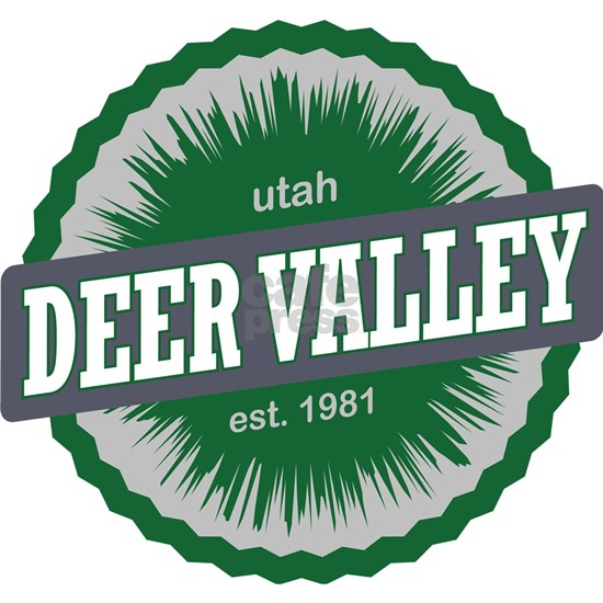 Deer Valley Ski Resort Utah Green