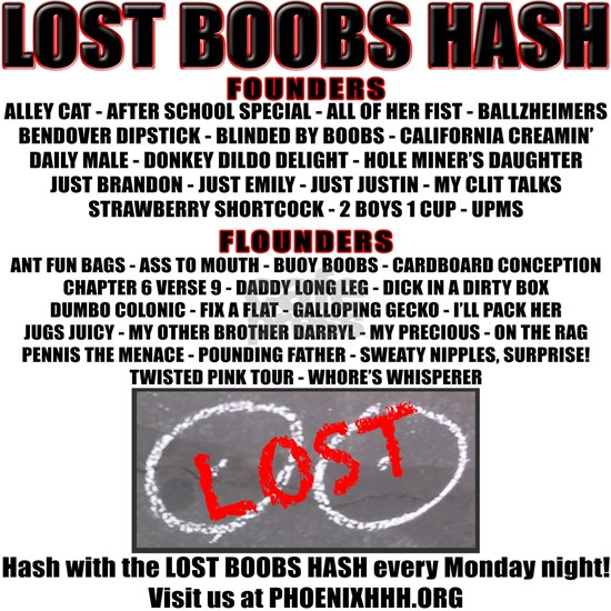 201207 Lost Boobs