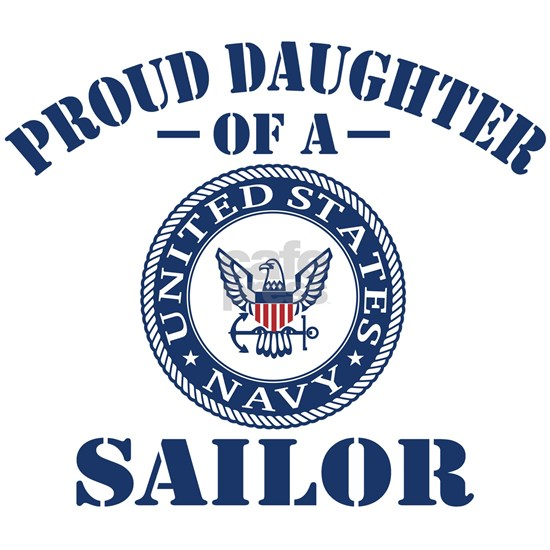 Proud Daughter Of A US Navy Sailor