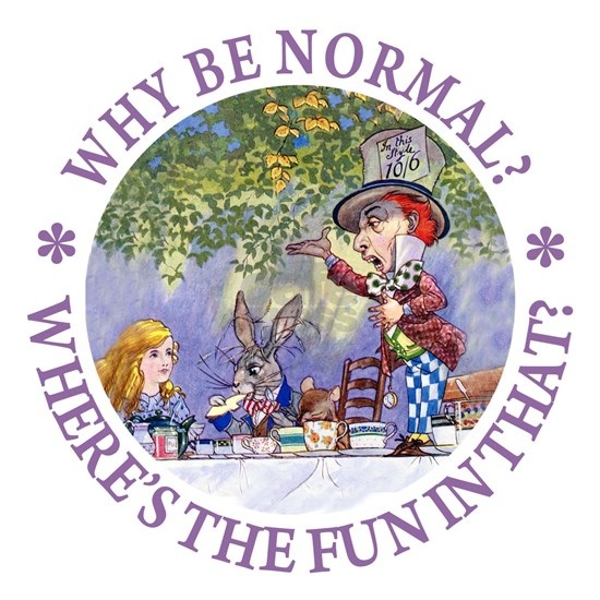 ALICE WHY BE NORMAL_purple copy