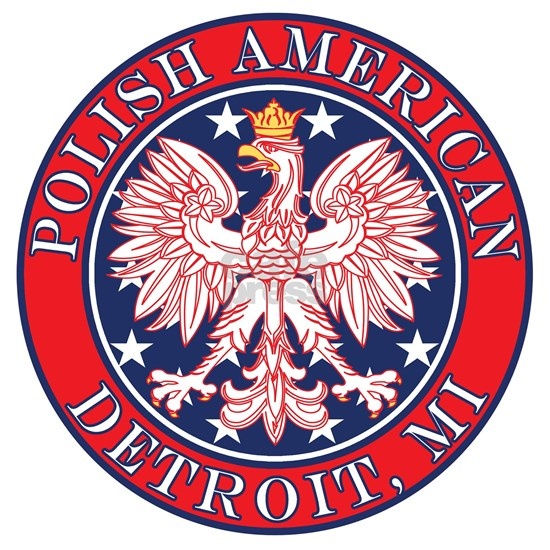 Detroit Michigan Polish Eagle