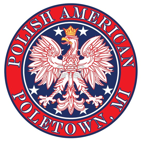 Poletown Michigan Polish Eagle