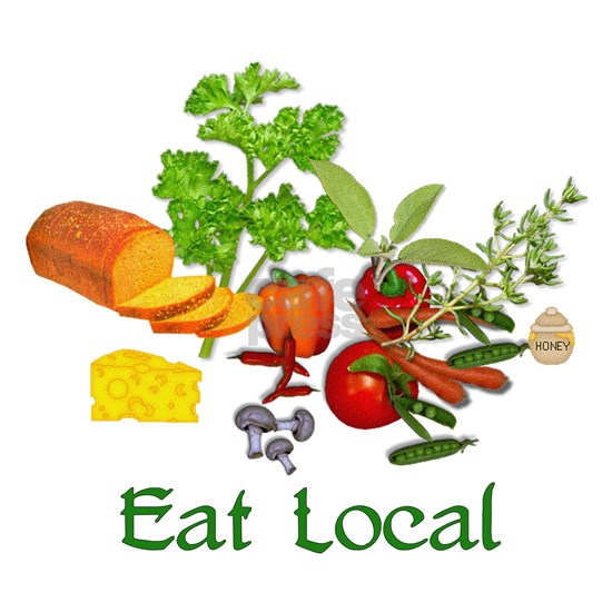 Eat Local Grown Produce