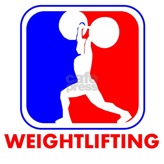 Weightlifting League Logo