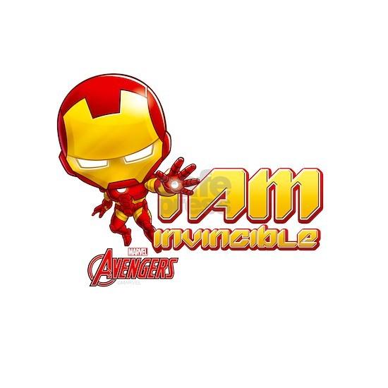 Chibi Invincible Iron Man