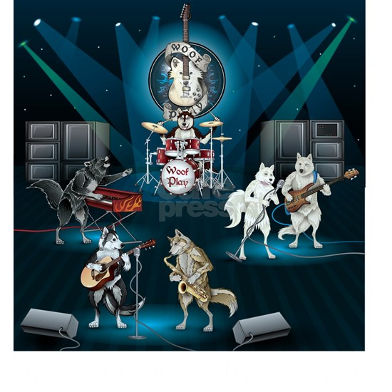 Dogs, Fun, and Rock  Roll