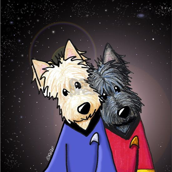 Star Trek Scotty Scotties