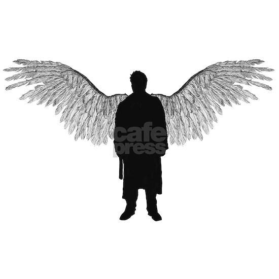 Winged Castiel