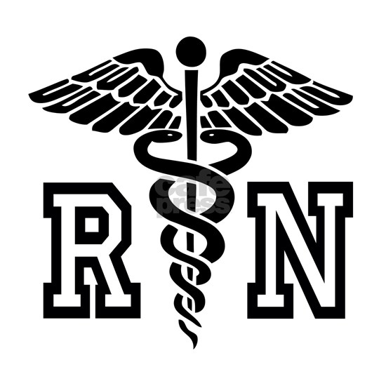 RN Nurse Caduceus