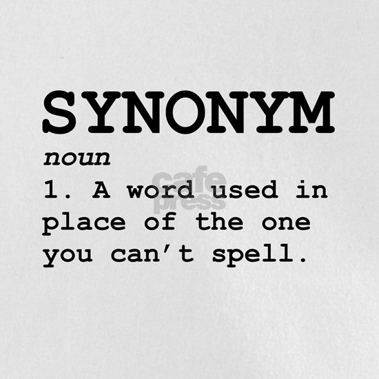 Synonym Definition