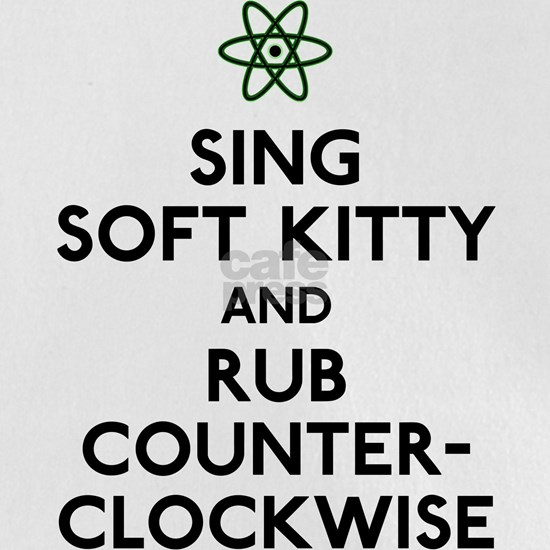 Soft Kitty Rub Counter-Clockwise