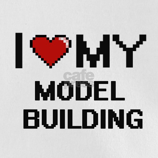 I Love My Model  Building Digital Retro Design