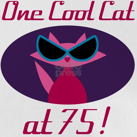 Cool Cat 75th Birthday
