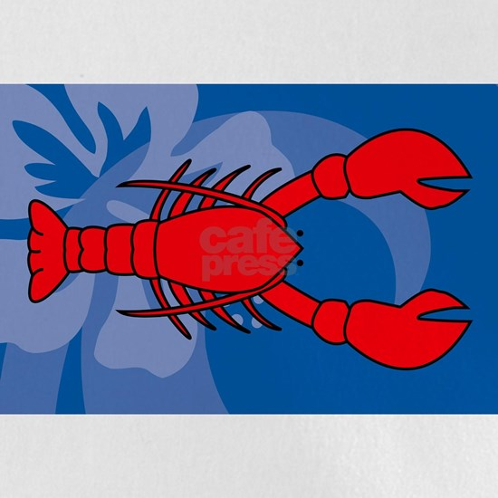 Lobster Large Serving Tray