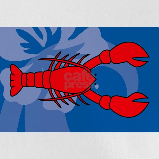 Lobster Small Serving Tray