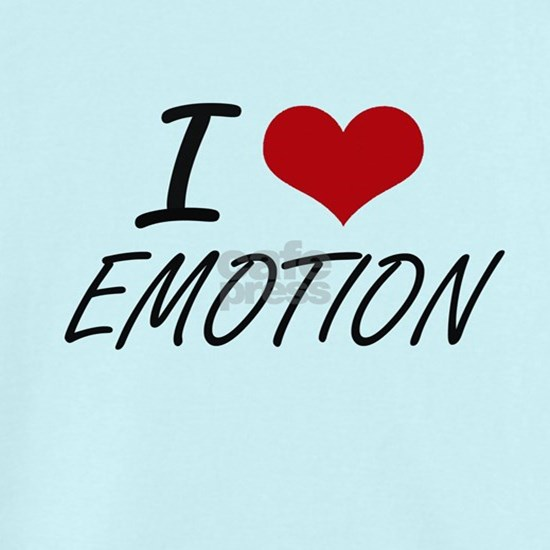 I love EMOTION