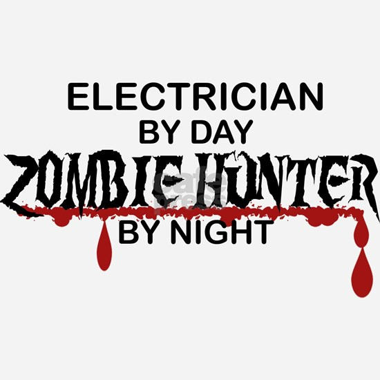 Electrician Zombie Hunter