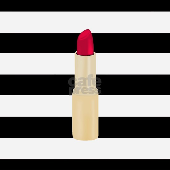 Red Lipstick Strioes