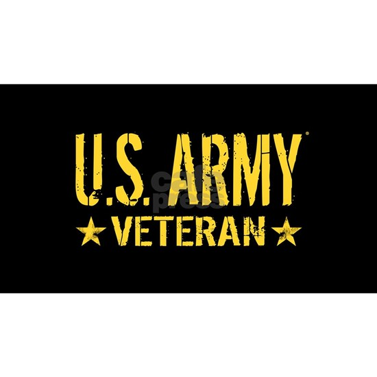 U.S. Army: Veteran (Gold Stars)
