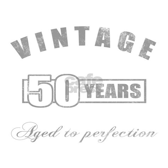 Vintage 50th Birthday
