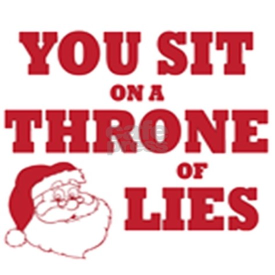 Elf Throne of Lies Santa