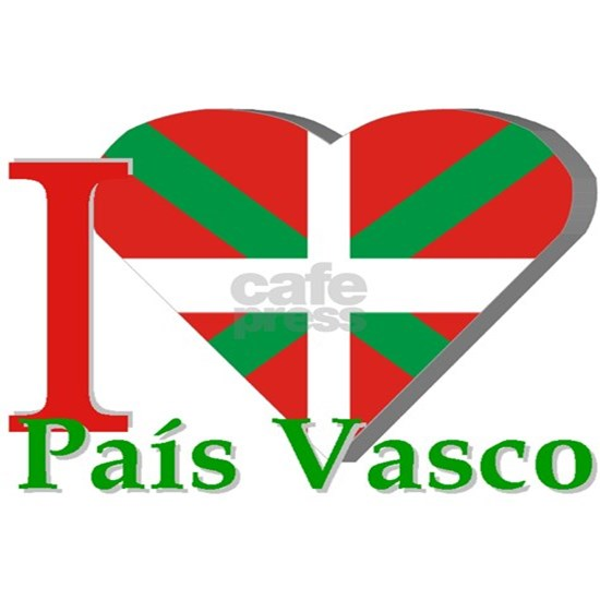 I love el pais Vasco