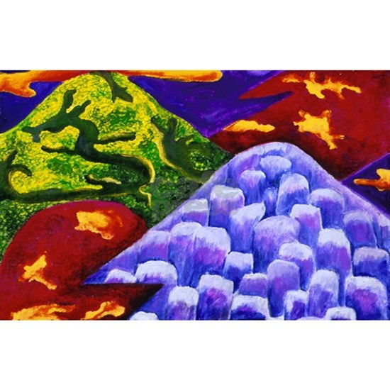 Dragonland - Green Dragons  Blue Ice Mountains
