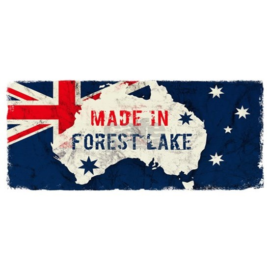 Made in Forest Lake, Australia