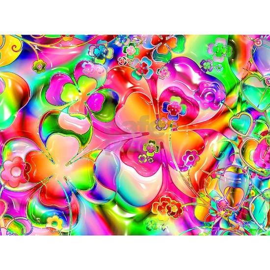 Rainbow Gell Shapes