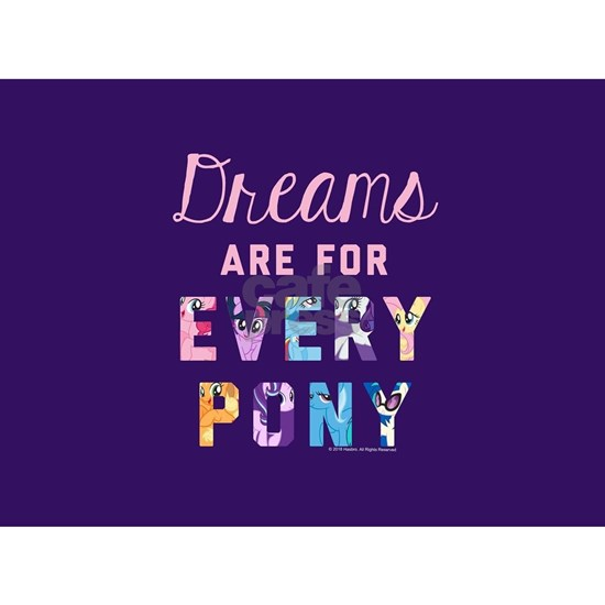 My Little Pony Dreams Every pony