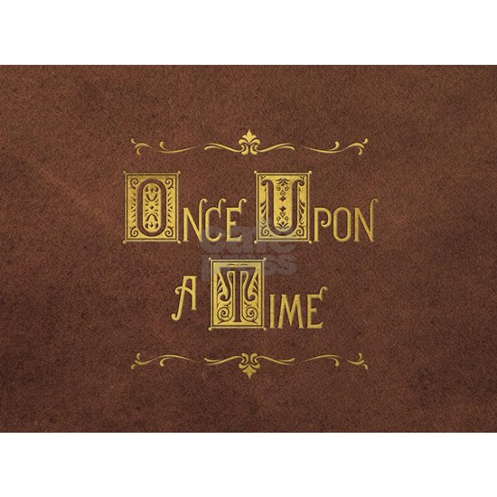 Once Upon a Time Book Title