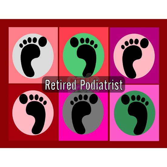 Retired Podiatrist