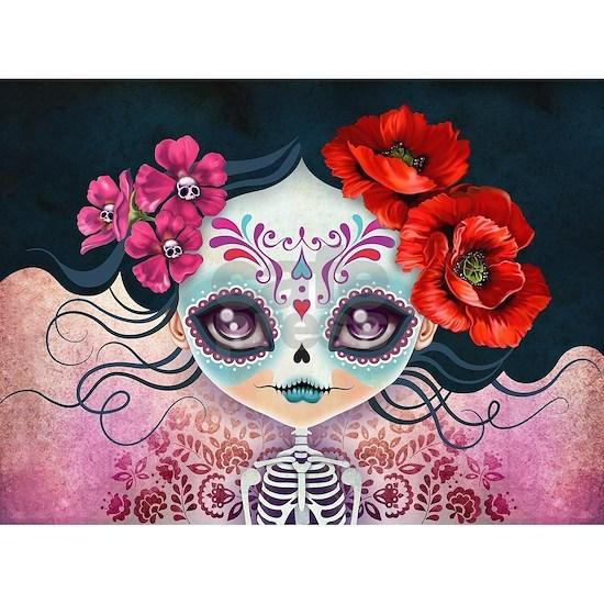 Amelia Calavera Sugar Skull