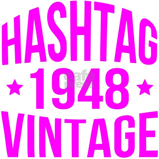 Hashtag 1948 Vintage