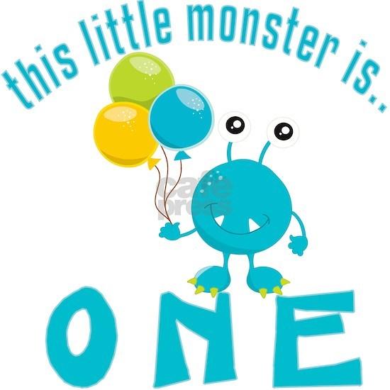 1st Monster Birthday Gifts