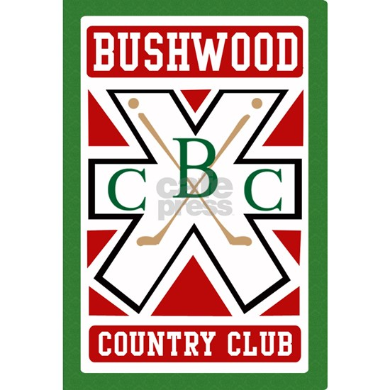 Caddyshack Bushwood Country Club Crest