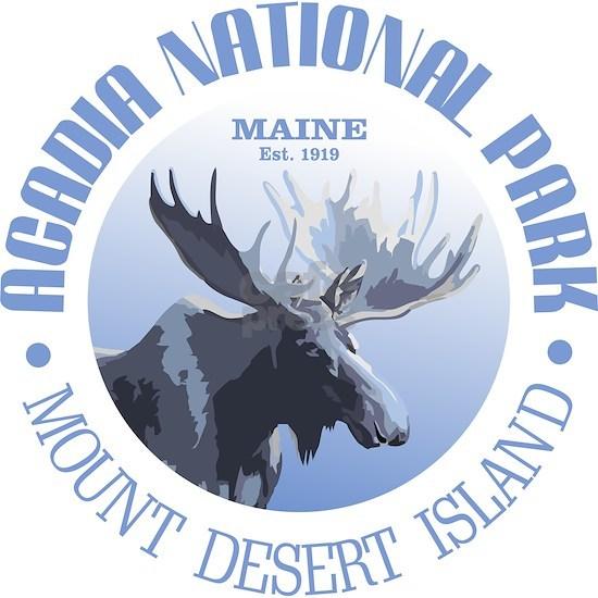 Acadia National Park (moose)