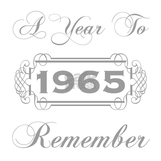 1965 A Year To Remember