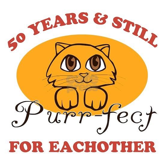 50th Purr-fect Anniversary