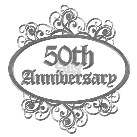 50th Aniversary (Engraved)