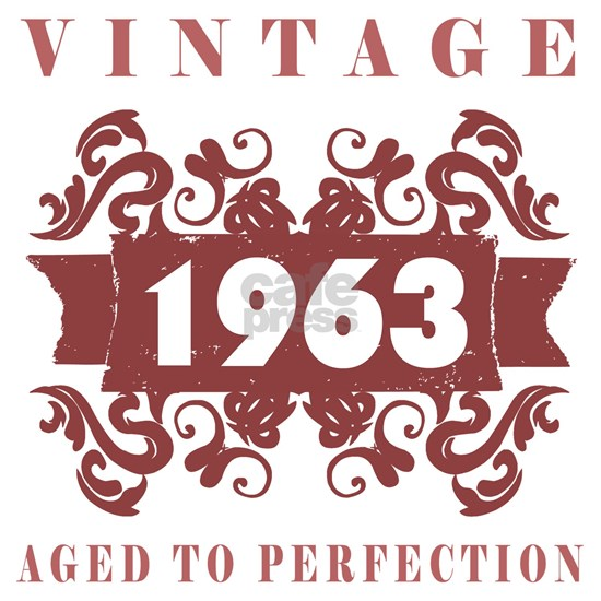 1963 Vintage (old-fashioned)