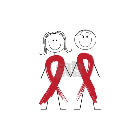 Aids Ribbon Body