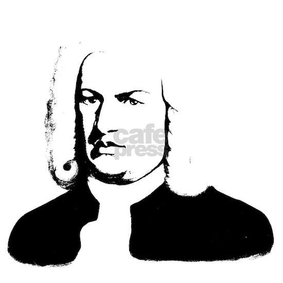 Johann Sebastian Bach, abstract