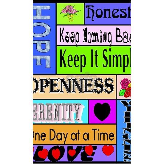 12 step sayings