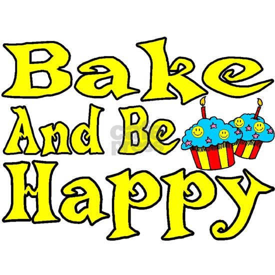 Bake And Be Happy