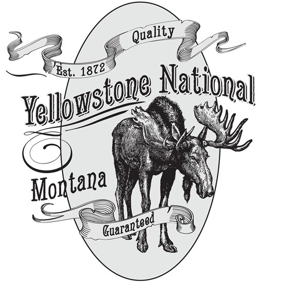Yellowstone Vintage Moose