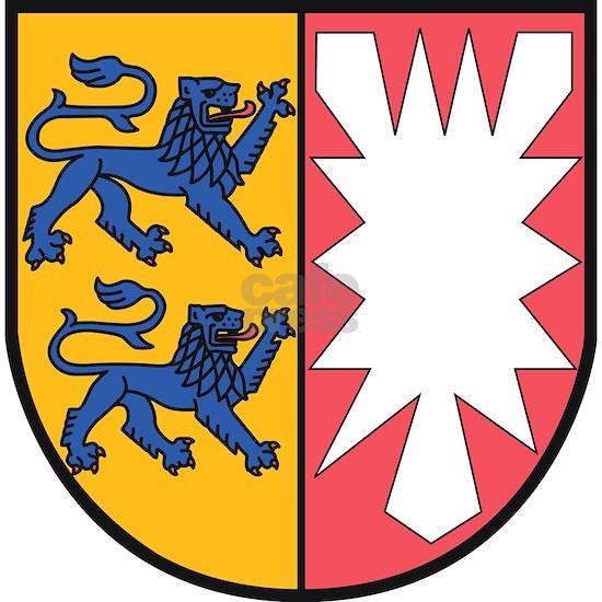 Schleswig Holstein Wappen Golf Balls By Heimatwappen Dein Heimat