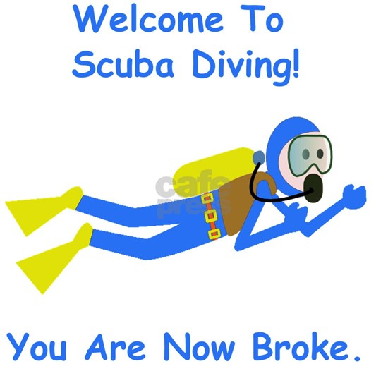 Welcome To Scuba Blue